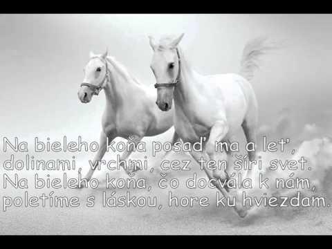 Na bieleho kona