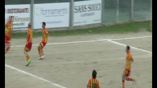 Eccellenza 2016-2017: Locri-Cittanovese 0-3 - IL VIDEO