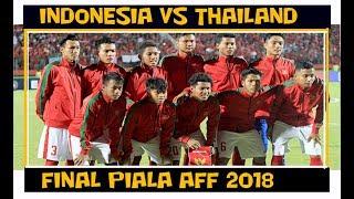 RAIH JUARA  !!! Thailand Vs Timnas INDONESIA U 16, FINAL PIALA AFF - 11 AGUSTUS 2018
