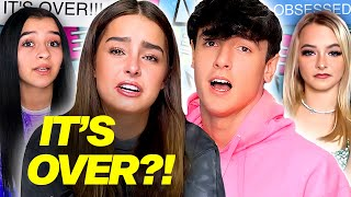 Addison Rae & Bryce HAVE BROKEN UP?! Zoe EXPOSED AGAIN?!, Danielle Cohn DRAGGED..