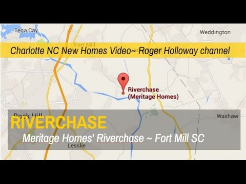 Riverchase New Homes In Fort Mill Sc Meritage Homes - YT