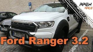 ///2017 Ford Ranger 3.2 Liter Automatik 200 PS Review/// 🚗