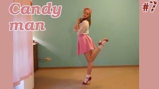 #7 Candyman | Dance Routine ~12 Days Of Xmas