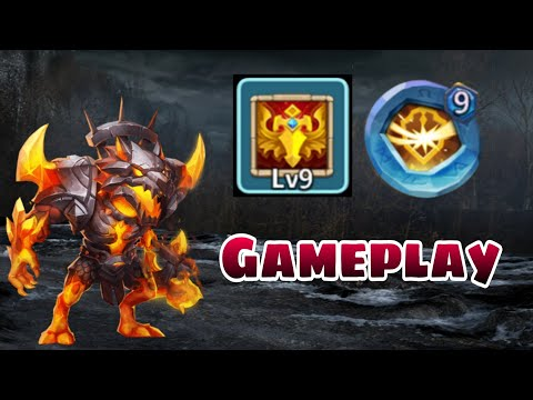 Anubis | 9/9 Blade Dance | 9 Survival | Full Dodge | In Action | Castle Clash