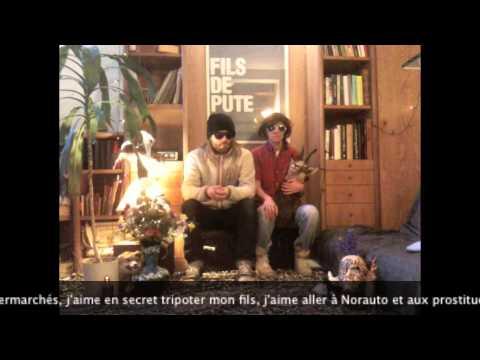 SEXY SUSHI - Jaime Mon Pays