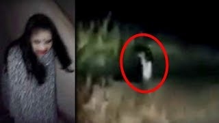 7 Creepy Ghost Videos That Are Unexplained