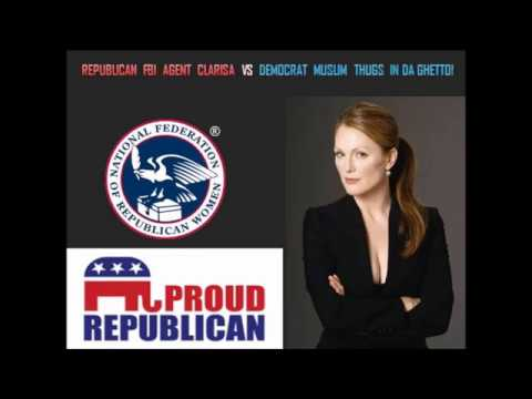 Republican FBI Agent Clarissa VS Democrat Urban Thugs!
