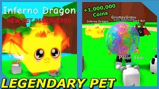 Buying A Legendary Pet And Making Millions In Roblox Bubble Gum Simulator