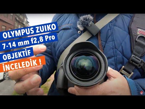 Ürün İnceleme / Olympus Zuiko 7-14mm F2,8 Pro Lens