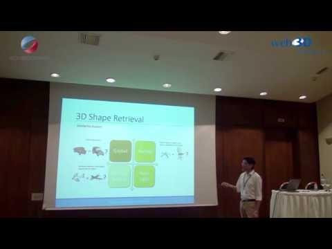 Web3D 2015 Conference, June 19 part 1 tutorials