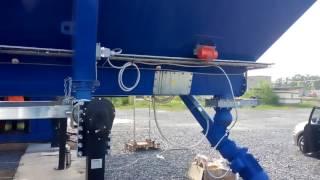 Бетонный завод  Обзор МСМ 3 1 25 на 45 м куб в час  Часть 2