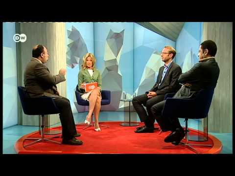 Quadriga: Bloodshed in Egypt - No Way Out? | Quadriga