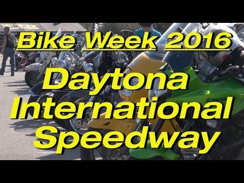 Bike Week 2016- Daytona International Speedway