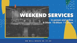 No Other Gods | Pastor Gregg Parris | Union Chapel Ministries - 8:30