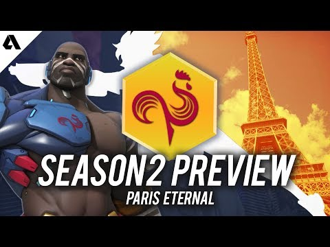 Paris Eternal - Overwatch League Season 2 Team Preview thumbnail