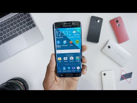Material Design for Samsung Galaxy S6!