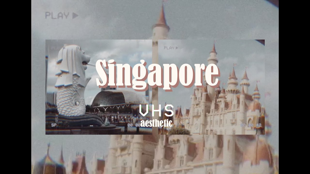 Singapore - VHS Travel Video
