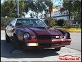 #Παρουσίαση: Chevy Camaro Z28 5.700cc - 1978' | The Best Cars GR