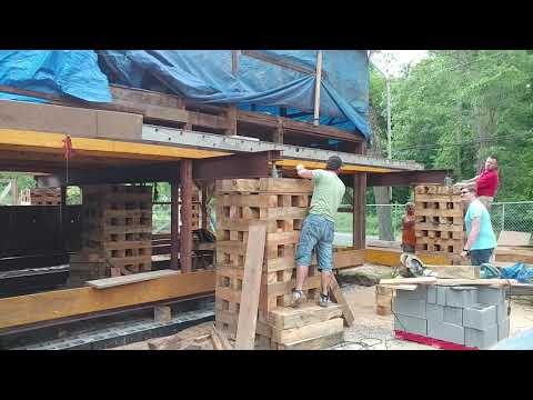 Princeton Friends School PFS Barn Lift