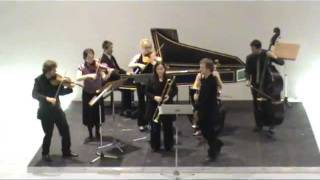 Antonio Vivaldi: Concerto for two trumpets in C major, RV537