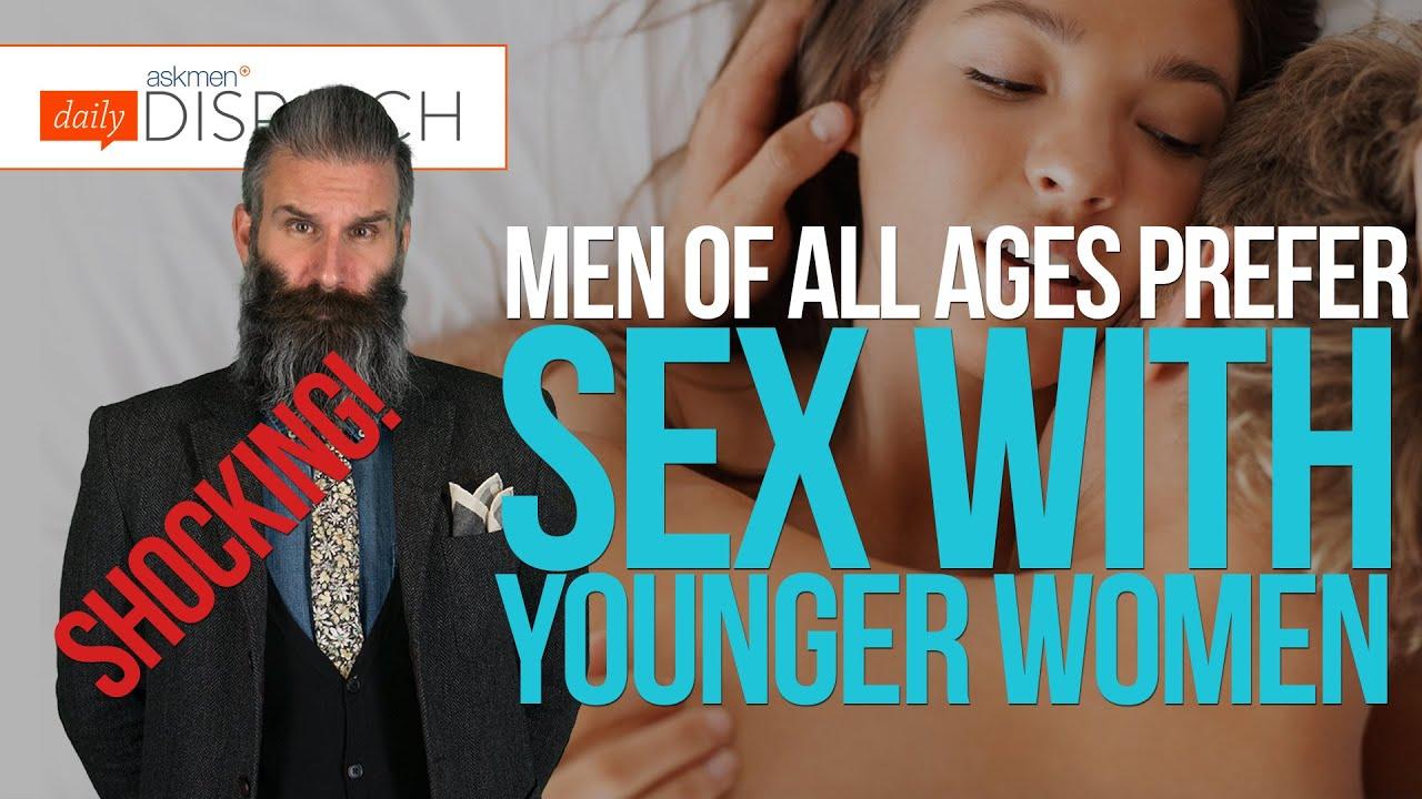 Askmen dating a younger girl
