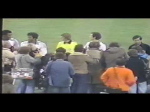 Bayern Munich v New York Cosmos 1978 Friendly in Munich 'Beckenbauer'