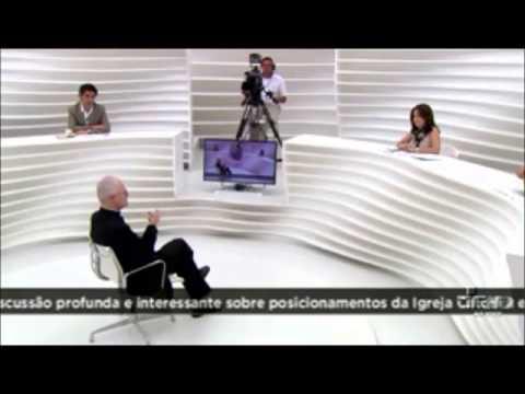 Dom Odilo Scherer - Roda Viva - 26 03 2012 - Completo + Bastidores