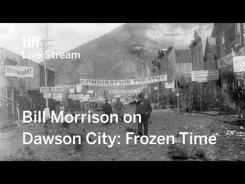 Bill Morrison on Dawson City: Frozen Time | TIFF 2017
