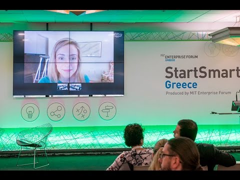 "StartSmart Greece 2016: ""The Road from Inspiration to Commercialization"""