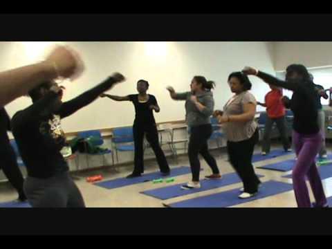 Borough of Manhattan Community College Boot Camp Class