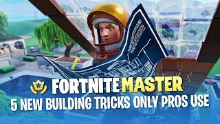 5 New Advanced Building Tricks that Only the Pros Use!