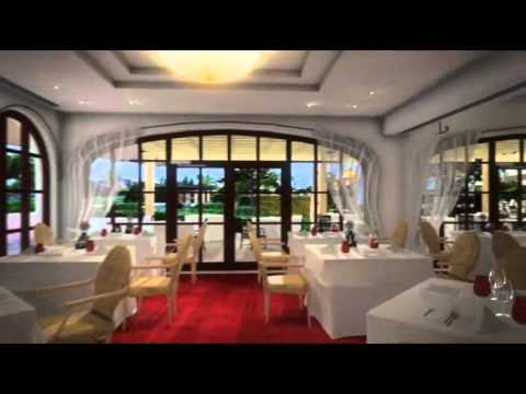Restaurant Aqua, The St. Regis Mardavall Mallorca Resort