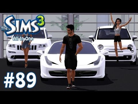 The Sims 3: Car Shoping For The Family - Part 89
