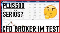 Ist PLUS500 seriös? ++ CFD Broker Test & Erfahrungen [ Trading Tutorial ]