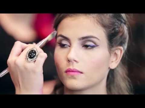 Look Glamour Carnavalesco | Sephora Inspira