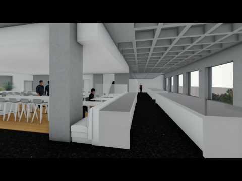 Portland Building - Fifteenth Floor