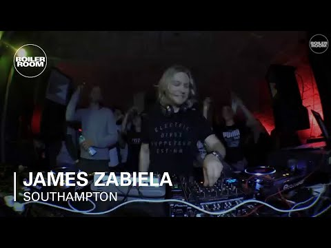 James Zabiela Boiler Room Southampton DJ Set