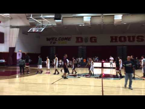 T Welcome To The West Covina SH Basketball Team  #1-3 -- 11/15/14