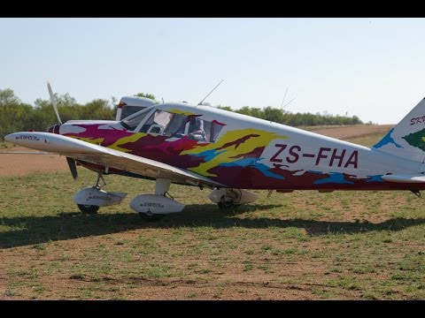 Part 1: South Africa/ Botswana bush flying