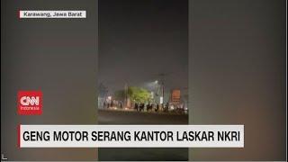 Download Geng Motor Serang Kantor Laskar NKRI