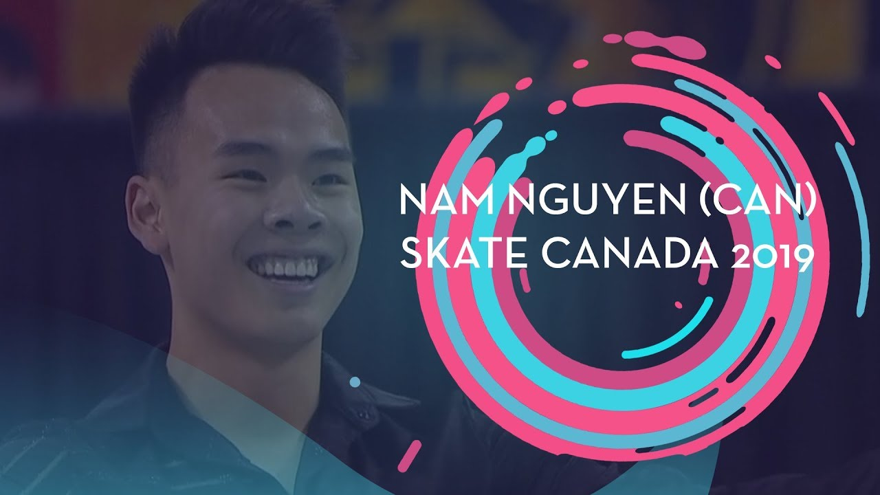 Download Nam Nguyen (CAN) | 3rd place Men | Short Program | Skate Canada 2019 | #GPFigure