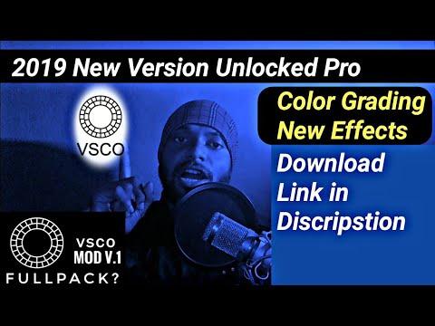 download vsco mod fullpack