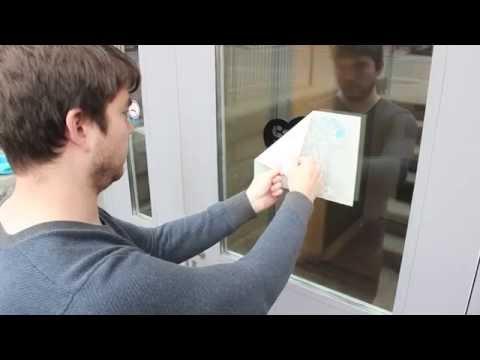 Applying Your Custom Vinyl Window Decal StickerYou Tutorials - Custom vinyl decal application