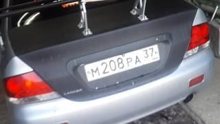 Aria BZ12 валят в  Mitsubishi Lancer 9 /// Автозвук Иваново