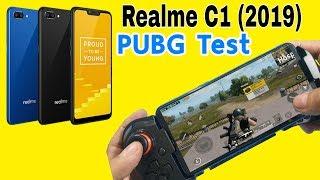 Realme C1 (2019) ทดสอบเล่นเกม PUBG Mobile