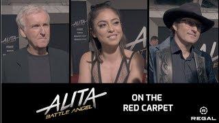 Regal on the Red Carpet: Alita: Battle Angel feat. Matthew Hoffman - Regal