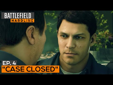 Battlefield Hardline Gameplay Walkthrough Part 5 - Episode 4: Case Closed (All Evidence)