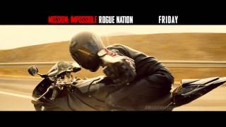 Mission: Impossible Rogue Nation - Motorcycle