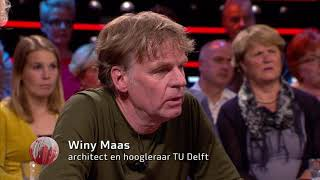 Architect Winy Maas: Barbapapa-huizen