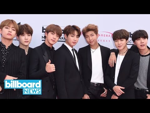 BTS Crashes Seoul